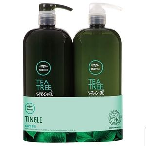 1 – Tea Tree Special Shampoo (33.8 oz.) 1 – Tea Tr